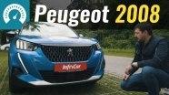 Тест-драйв компактного кроссовера Peugeot 2008 2020