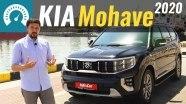 Тест-драйв рамного внедорожника KIA Mohave 2020