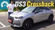 Тест-драйв люксового кроссовера DS 3 Crossback