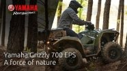 Промо видео Yamaha Grizzly 700