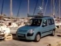 Реклама Citroen Berlingo First