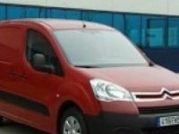 Практичность Citroen Berlingo VU