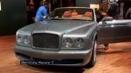 Видеообзор Bentley Azure T