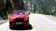 Промовидео Bentley Continental Supersports Convertible