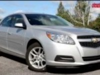 Chevrolet Malibu ECO First Drive Video