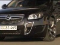 Реклама Opel Insignia OPC Sports Tourer