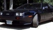 300hp Delorean