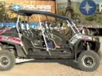 Тест Polaris RZR XP 4 900